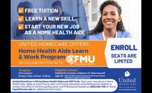Home Health Aide Learn & Work Program