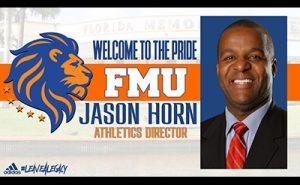 Jason Horn as New Athletics Director