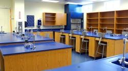 Interior Science Annex Building