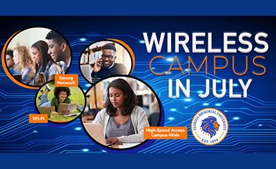 Wireless in July