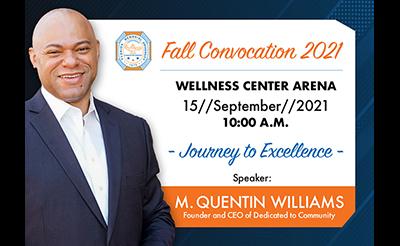 2021 Fall Convocation