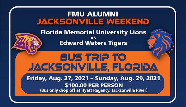 Survey Bus Trip to Jacksonville Header