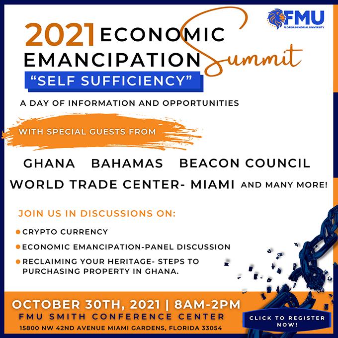 2021 Economic Emancipation Summit