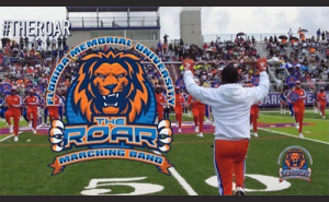 The ROAR Marching Band